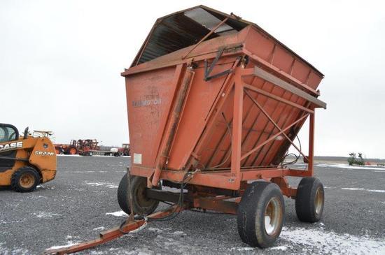 Richardton 700 dump wagon