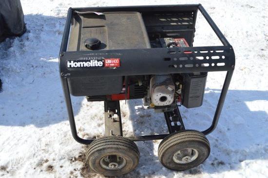 Homelight 4400 watt generator