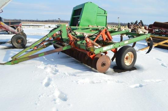 Glenco 92 Soil Saver chisel plow