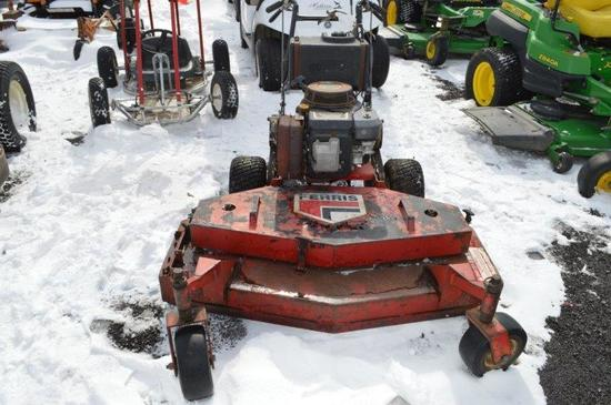 Ferris commercial walk behind mower, model BG14KA, Kawasaki 14 hp FC420V en