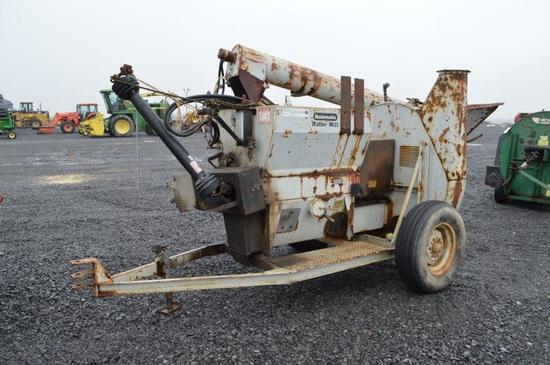 Automatic roller mill, Model ATGB1800