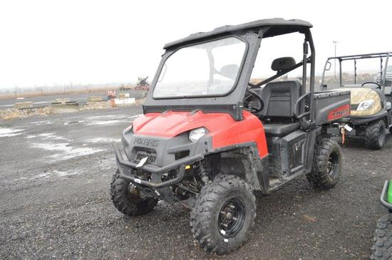 Polaris Ranger 800XP  w/ 4wd, dumping bed, high output, rear and front hitc
