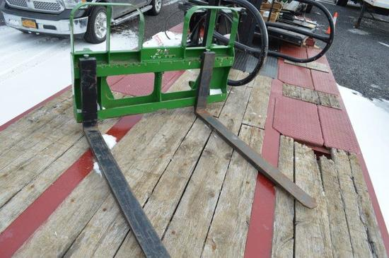HLA HD 42NFAO600G 4200# heavy duty forks