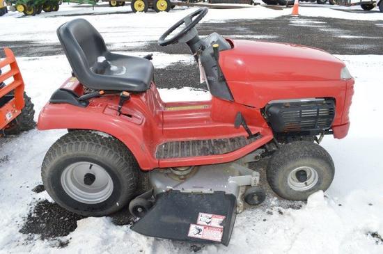 Honda mower, 48'' cut, gas