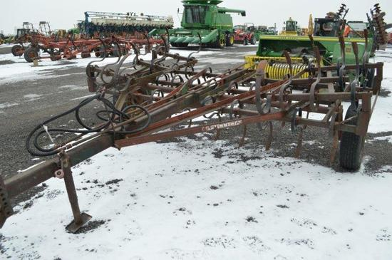 Brillion field cultivator 16'