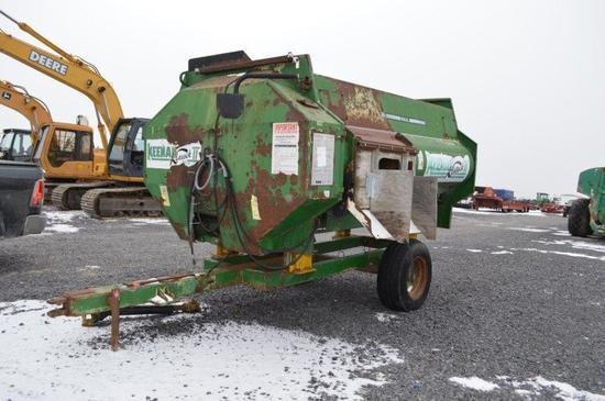 Keen Klassik 2 80 FP mixer wagon, (no scales)