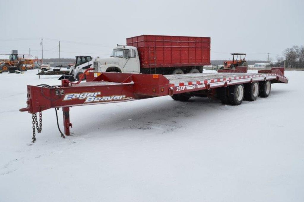 '03 Eager Beaver trailer, VIN# 112HAX35X3L061989 (title)