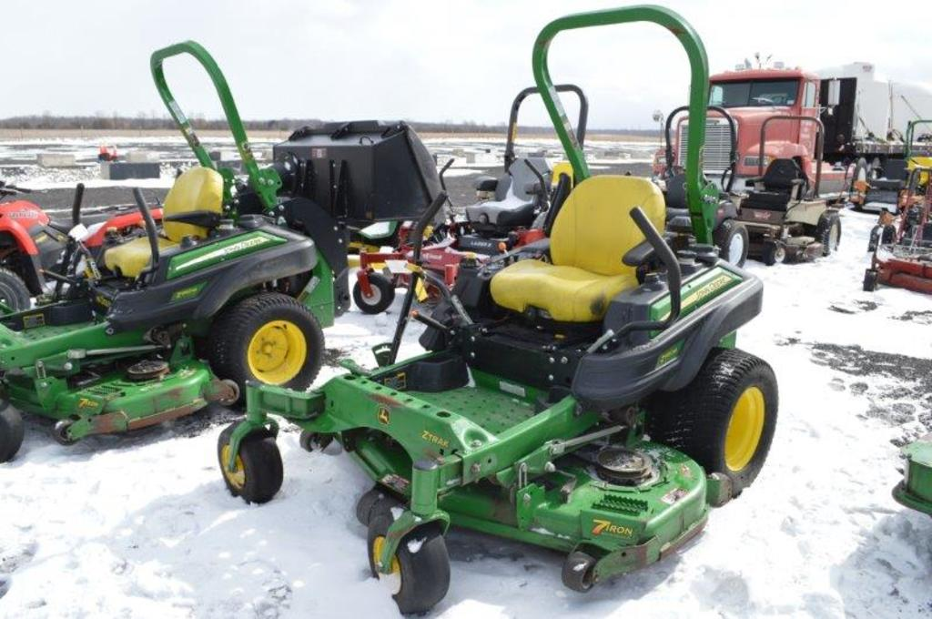 '16 JD Z950M Zero turn, w/ 56'' commercial deck, gas
