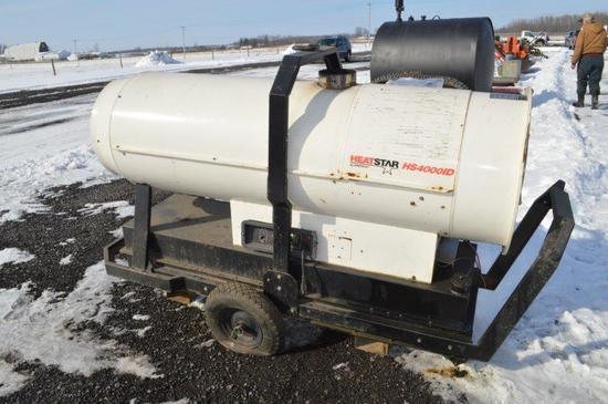 Heatstar HS4000ID diesel heater
