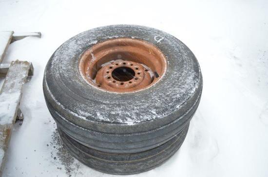 11L-15 Tires w/ 6 bolt rims