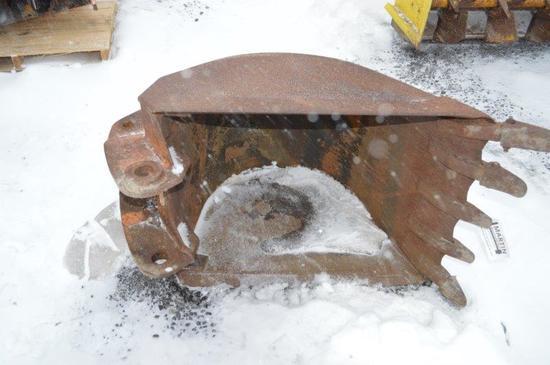 """Case 36"""" excavator bucket"""