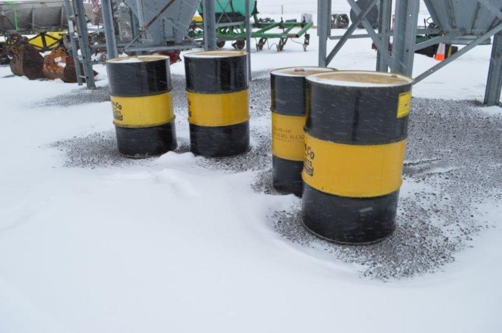 4- CEN-PE-CO barrels