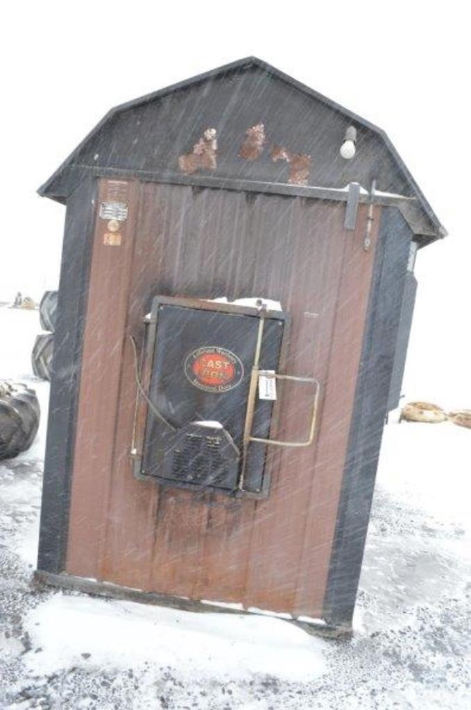 Central Boiler CL5648 furnace