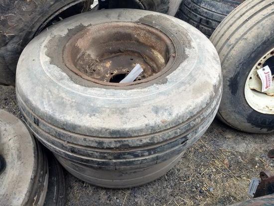 2- 12.5L-15SL tires on rims