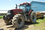 CIH MX135 w/ 3680 hrs, 4wd, 16sp trans, LHReverser, 3 remotes, 540/1000 pto, front fenders, 4 front