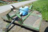 JD 709 7' rotary mower w/ 540 pto, 3pt hitch