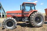 CIH 7110 w/ 10,872 hrs, 4wd, 18sp power shift, 2 remotes, 540/1000 pto, front weights, 20.8-R38 rear