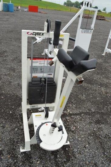 Cybex shoulder internal/ external rotation machine