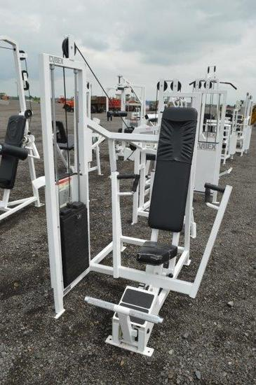 Cybex Eagle Fitness System Chest Press