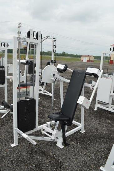 Cybex Eagle Fitness System Pullover  machine