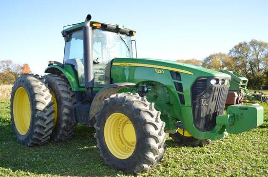 John Tucker & Sons LLC Cattle & Machinery Auction