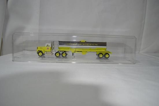 Gettyburg Fire department Inc. tanker truck, new in box