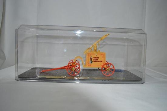 1870, Goulds Swan-neck fire pumper, new in box