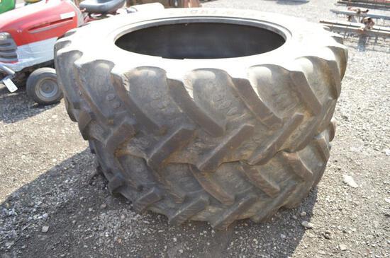 2- 16.9-38 tires
