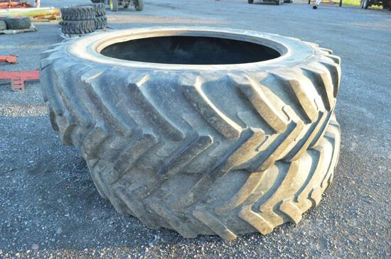 4-  18.4-46 tires