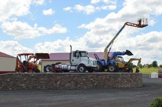 Summer Large Construction & Ag Auction (Ring 2)