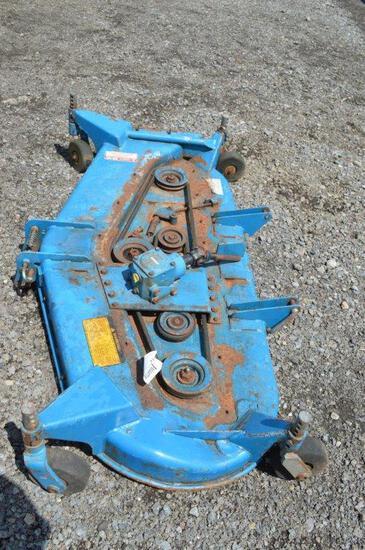 5' Mid mount mower deck