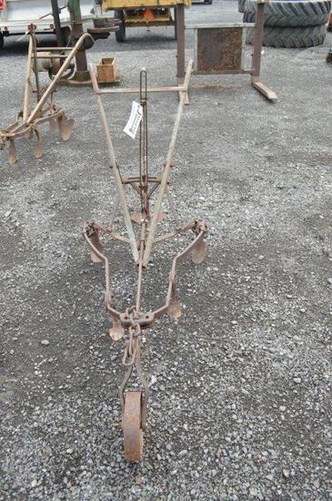 Antique cultivator