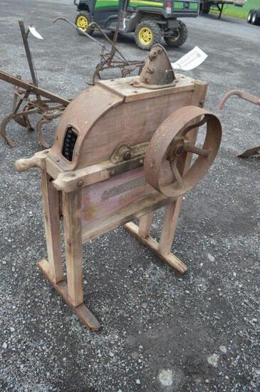 Antique corn sheller