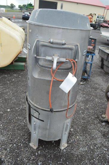 Hobart electric Potato peeler