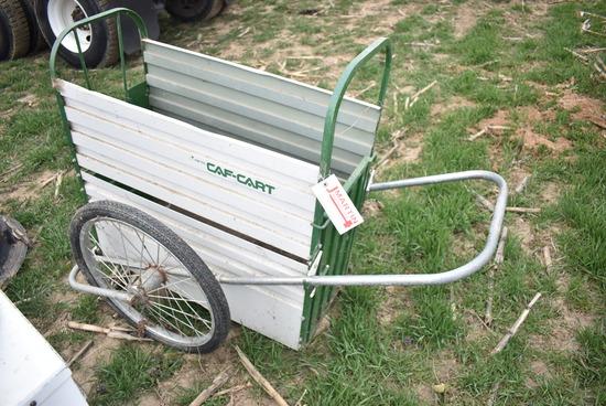 Ray-tec calf cart