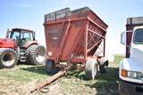 Richarton 700 dump wagon