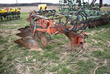 Kvernland 5 bottom plow, spring reset, 2pt hitch