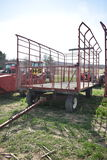 H&S 9'x18' hay wagon on Horst 180 running gear