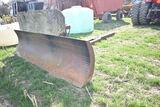 Leon 37-12 12' blade w/ sub frame