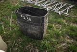 5- Calf pail holders