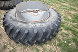 Firestone 20.8R38 23* radial tire, 60%