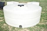 Poly water tank (aprox 750 gal)