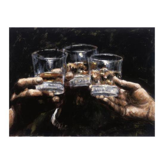 Study For Whiskey by Perez, Fabian