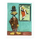 Toulouse Le Duck by Chuck Jones (1912-2002)