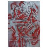 Scarlet Pleasure by Kostabi Original