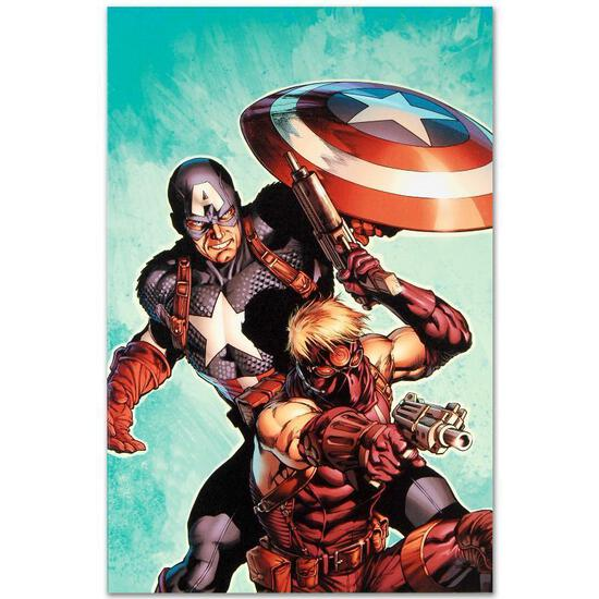 Ultimate Avengers #2 by Marvel Comics