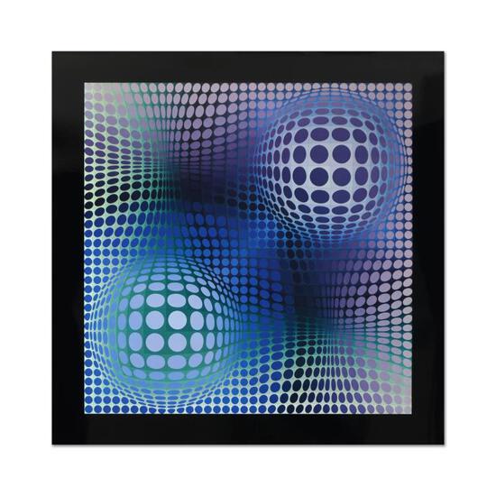 Feny by Vasarely (1908-1997)