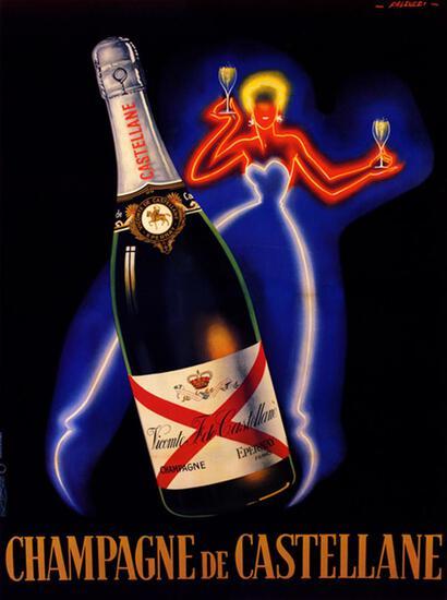 Robert Falcucci - Champagne Castellane