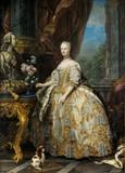 Carle Van Loo - Marie Leszczinska, Queen of France