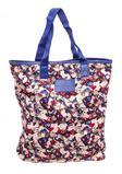 Marc by Marc Jacobs Multicolor Floral Nylon Packable Shopper Tote